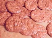 Biscuits blancs d'oeufs chocolat lait épices
