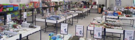 Des magasins de déstockage (Outlet) par centaines…