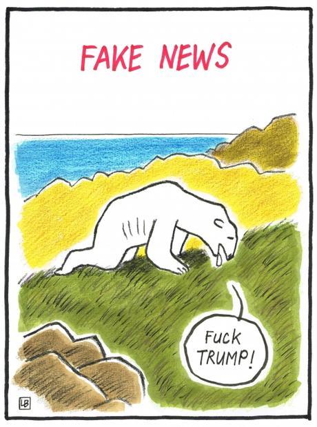 webzine,bd,zébra,fanzine,gratuit,bande-dessinée,caricature,fake news,réchauffement climatique,ours polaire,dessin,presse,satirique,editorial cartoon,siné-mensuel