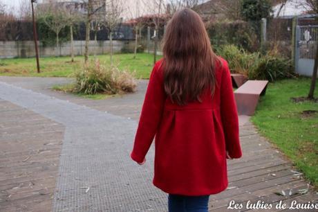 Mon manteau de grossesse