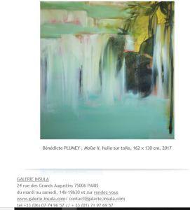 Galerie INSULA   « New Year/ New Work »  13/27 Janvier 2018