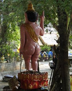 Thaïlande, après le blanchiment de pénis, acte 2: Les fesses (vidéo)