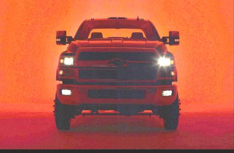 Chevrolet Silverado 4500HD et 5500HD 2019