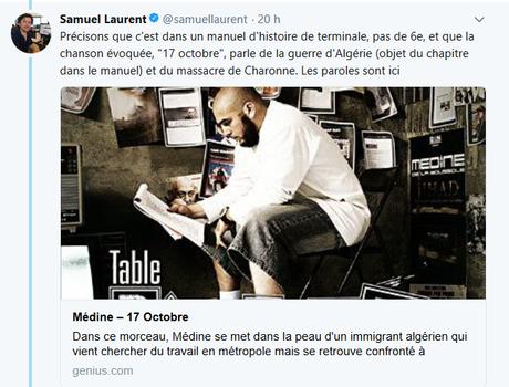 Laurent #Bouvet, animateur professionnel de la fachosphère sur #twitter