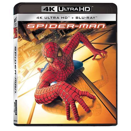 [critique] Spider-Man, la première trilogie en HD