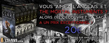 The Mortal Instruments – La Cité des Cendres