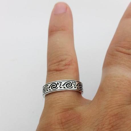 alliance celte au doigt