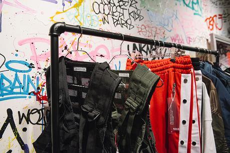 Merci ouvre ses portes au streetwear
