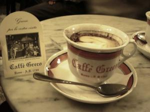 Attilio Bertolucci  |  Piccolo autoritratto (Caffè Greco)
