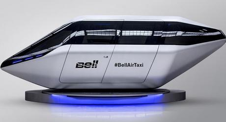 CES 2018 : Uber présente son concept de taxi volant
