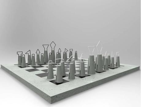 Fortify le jeu d'échecs industriel par Daniel Skotak