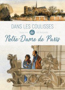 Dans les coulisses de Notre-Dame de Paris (Font, Alessandra) – Jungle – 15,95 €