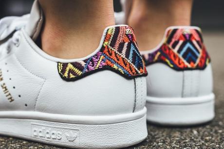 La Adidas Stan Smith Passinho inspirée par une danse de rue