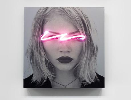 Blindness light, art by Javier Martin