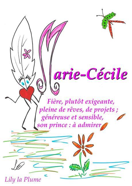 Marie-Cécile