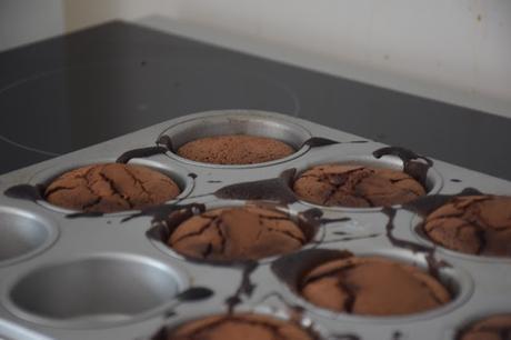 Les fondants au chocolat