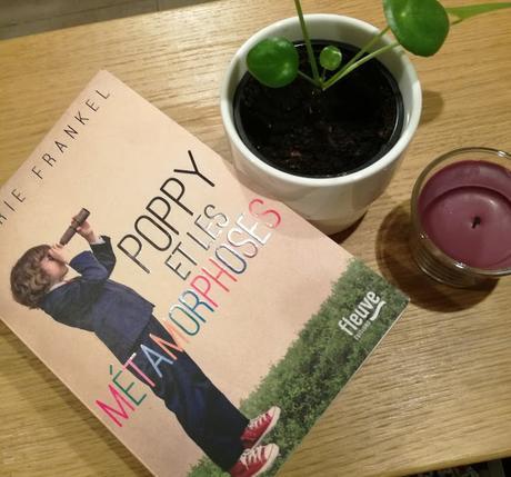 Poppy et les métamorphoses, Laurie Frankel