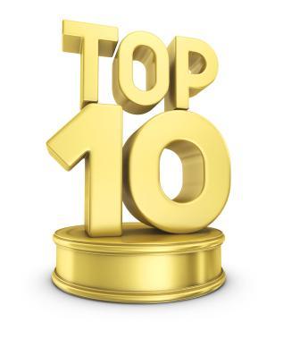 Top 10 de 2017 !!