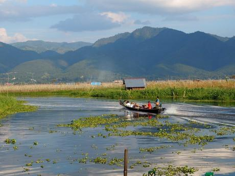 Lac Inle, au pays des Inthas
