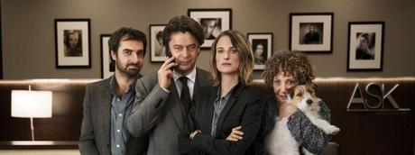 """Jean Dujardin, Monica Belluci, Isabelle Huppert... Série """"Dix pour cent"""" attire nouvelles stars Saison"""