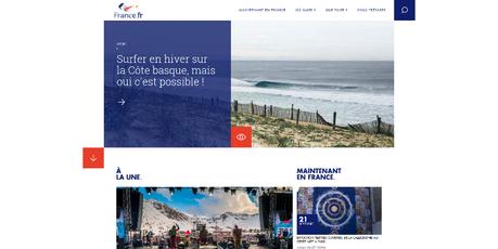 Le nouveau France.fr, une invitation au voyage ?