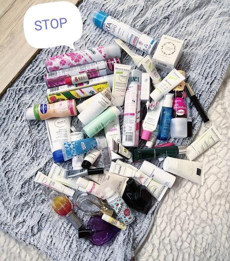 Arrêtons la surconsommation – Finir mes cosmétiques et parfums