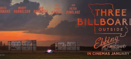 3 Billboards outside Ebbing, Missouri (Ciné)
