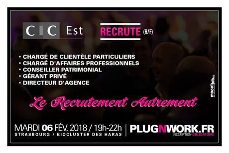 CIC Est recrute de Bac+3 à Bac+5 en CDI et en alternance en Alsace !