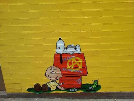 À la découverte de Trust Icon, street artiste londonien