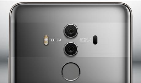 Huawei Mate 10 Pro Photo