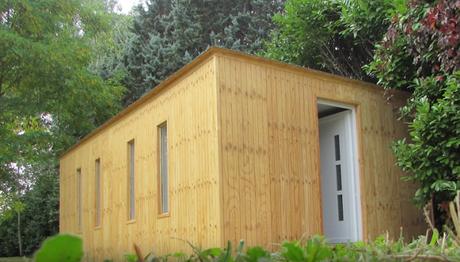 Construire une maison en palettes