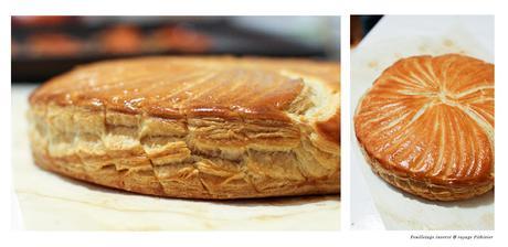 Galettes des rois : crème amandes/pistaches