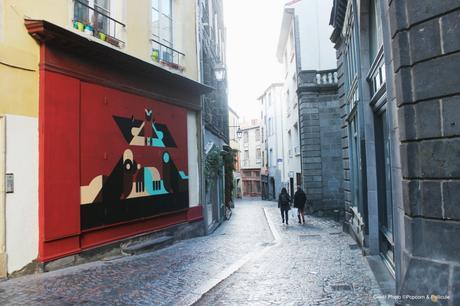 Rosa da Rua s'engage pour le street art à Clermont-Ferrand