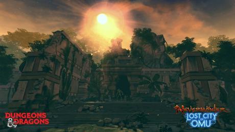 Mise à jour Neverwinter Lost City of Omu la cité perdue d'Omu 14
