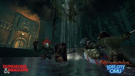Mise à jour Neverwinter Lost City of Omu la cité perdue d'Omu 123