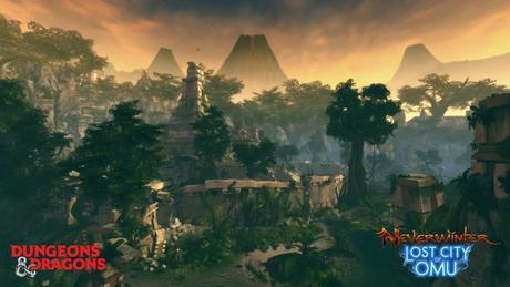 Mise à jour Neverwinter Lost City of Omu la cité perdue d'Omu 12