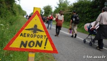 Il n'y aura pas d'aéroport à Notre-Dame-des-Landes