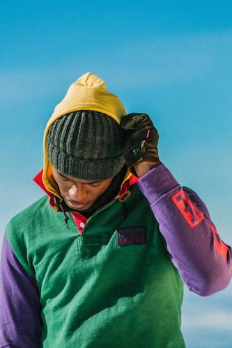 Skier avec la collection «Snow Beach» de Ralph Lauren, c'est possible?