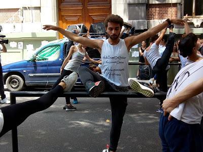 Les danseurs dans la rue [Actu]