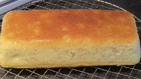 Cake moelleux léger fromage blanc/pommes