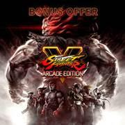 Mise à jour du PlayStation Store du 15 janvier 2018 STREET FIGHTER V ARCADE EDITION