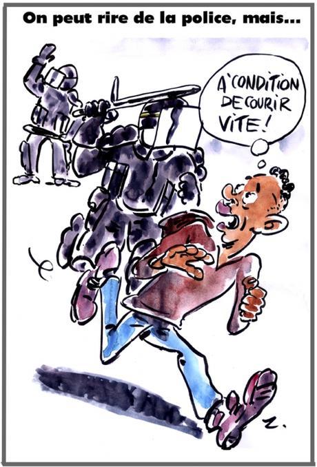 webzine,bd,zébra,fanzine,gratuit,bande-dessinée,caricature,liberté d'expression,police,humour,rire,dessin,presse,satirique,editorial cartoon,zombi