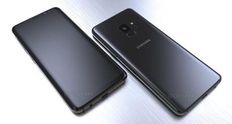 Samsung Galaxy S9 : les dates de sortie ont fuité!