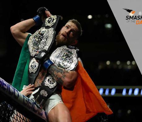 McGregor bientôt destitué de son titre de champion UFC des poids légers