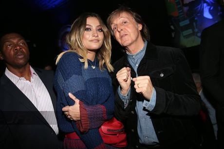 Paris Jackson en pleurs, elle réalise l'un de ses grands rêves avec Paul McCartney