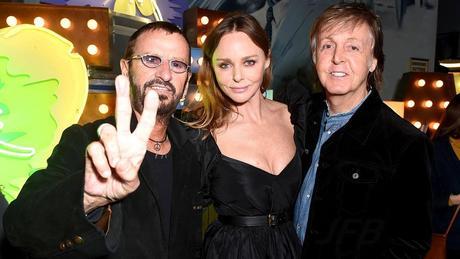 Ringo et Paul à Los Angeles #PaulMccartney #RingoStarr TheBeatles