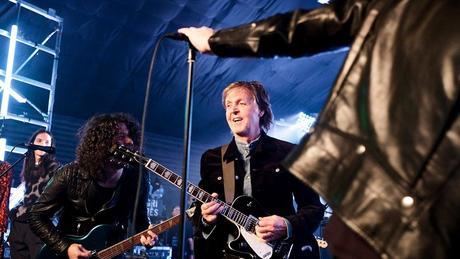 Paul McCartney et Muse sur scène à Los Angeles ! #PaulMcCartney #muse #StellaMccartney