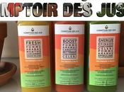 Comptoir cure detox fruits légumes, made Marseille
