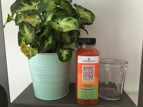 Comptoir des jus : jus et cure detox de fruits et légumes, made in Marseille