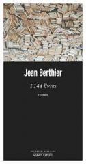 les passe-murailles,robert laffont,jean berthier,1144 livres